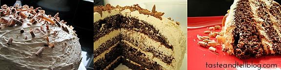 Chocolate Torte   Taste and Tell