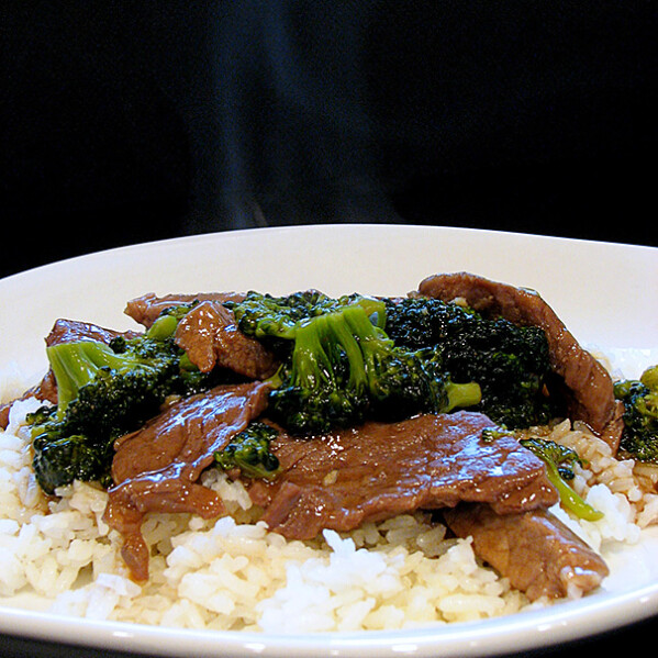 Beef and Broccoli | Taste and Tell
