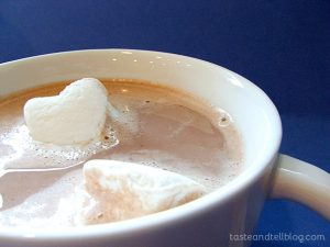 Cocoa and Marshmallows | www.tasteandtellblog.com