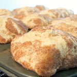 Snickerdoodle Muffins | www.tasteandtellblog.com