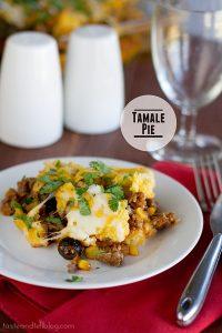 Tamale Pie | www.tasteandtellblog.com