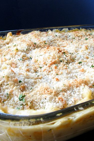 Mac and Cheese | www.tasteandtellblog.com