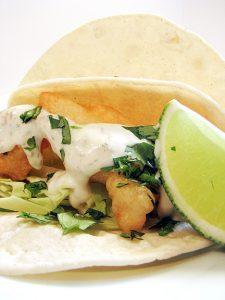 Fish Tacos | www.tasteandtellblog.com