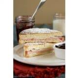 Monte Cristo Sandwich | www.tasteandtellblog.com