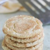 Mrs Sigg's Snickerdoodles - aka the BEST snickerdoodles