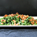 Fresh Green Bean Salad with Asian Dressing | www.tasteandtellblog.com
