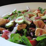 Harvest Salad | www.tasteandtellblog.com