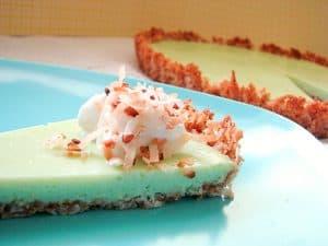 Key Lime Tart | www.tasteandtellblog.com