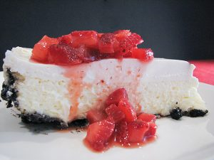 Lion House Cheesecake | www.tasteandtellblog.com