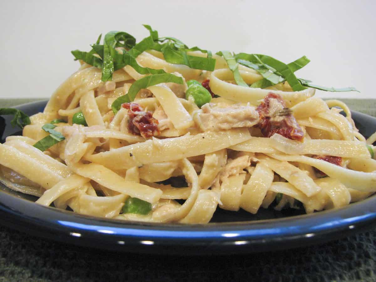Renaissance of Tuna Casserole | www.tasteandtellblog.com