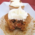 Carrot Cake Cupcakes | www.tasteandtellblog.com