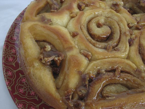 Cinnamon Rolls and Sticky Buns | www.tasteandtellblog.com