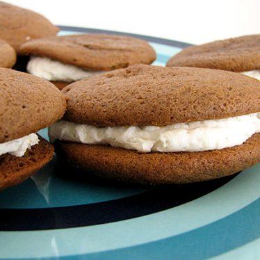 Whoopie Pies | www.tasteandtellblog.com