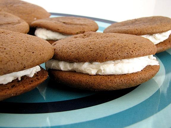Whoopie Pies   www.tasteandtellblog.com