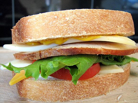 White Sandwich Bread | www.tasteandtellblog.com