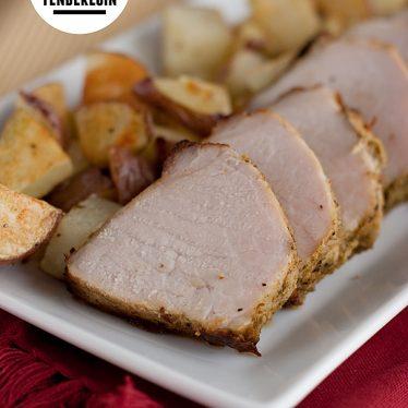 Cuban Mojo Pork Tenderloin | www.tasteandtellblog.com