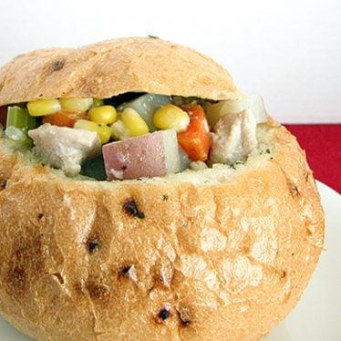 Dutch Oven Chicken Stew | www.tasteandtellblog.com