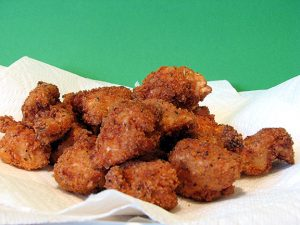 Homemade Chicken Nuggets | www.tasteandtellblog.com