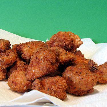 Homemade Chicken Nuggets   www.tasteandtellblog.com