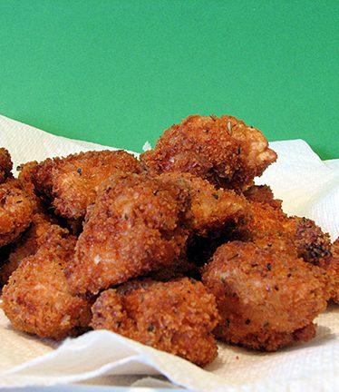 Homemade Chicken Nuggets | www.tasteandtellblog.com