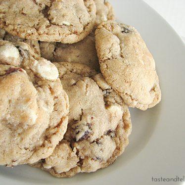 Nana's Oatmeal Cookies | www.tasteandtellblog.com