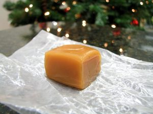 Basic Caramels | www.tasteandtellblog.com