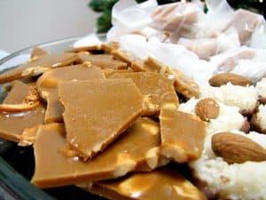 Cashew Crunch | www.tasteandtellblog.com