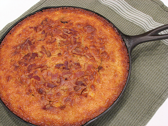 Corn Bread | www.tasteandtellblog.com