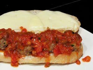 Meatball Sandwiches | www.tasteandtellblog.com