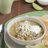 White Turkey Chili | Taste and Tell