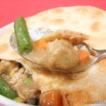 Cheater Chicken Pot Pies on Taste and Tell