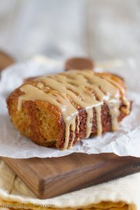 The Ultimate Reeses Peanut Butter Banana Bread on Taste and Tell