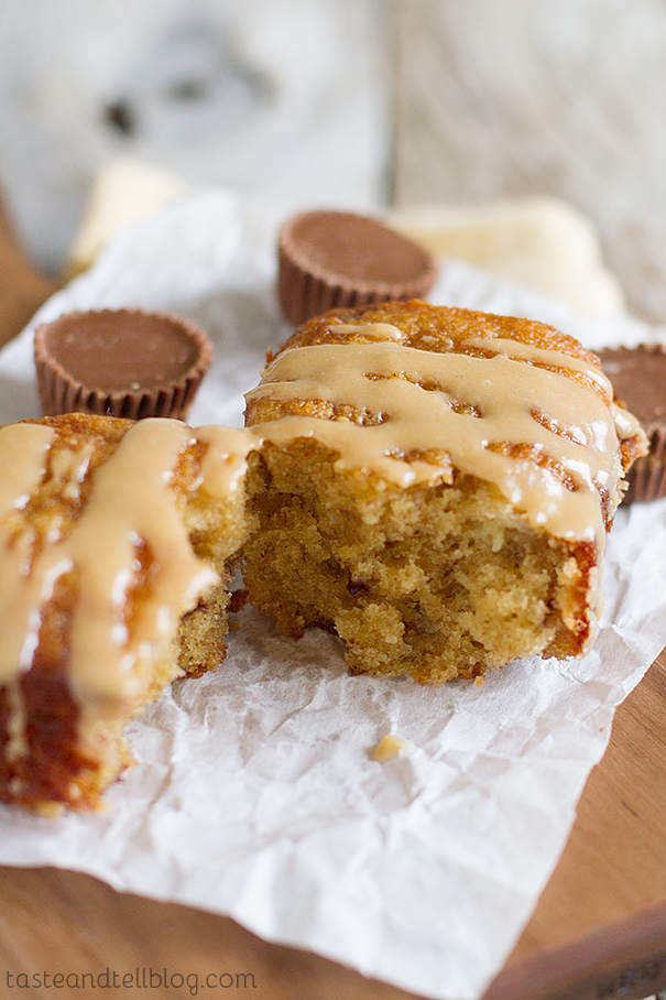 The Ultimate Reeses Peanut Butter Banana Bread recipe