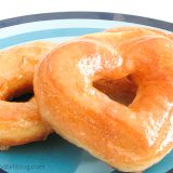 Glazed Doughnuts from www.tasteandtellblog.com