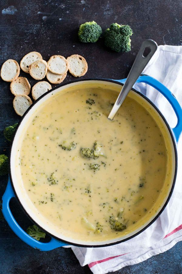 Velveeta Broccoli Cheese Soup