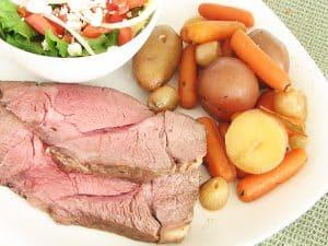 Yummy Roast   www.tasteandtellblog.com
