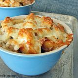 French Onion Bread Soup | www.tasteandtellblog.com