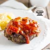 Salisbury Steak on Taste and Tell