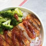 How to Make Sweet and Sour Pork Rice Bowls