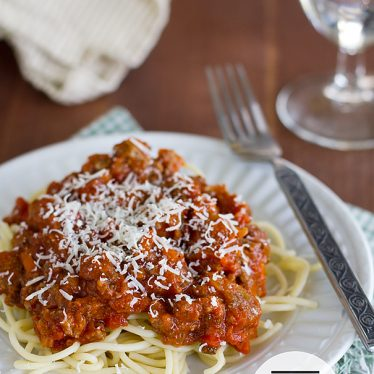 The Best Spaghetti Sauce on Taste and Tell
