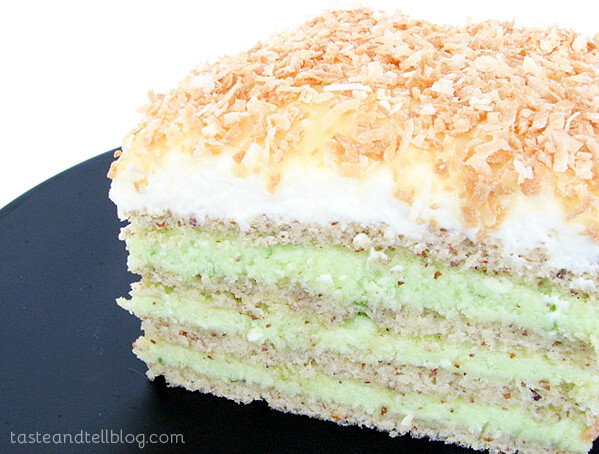 Opera Cake by www.tasteandtellblog.com