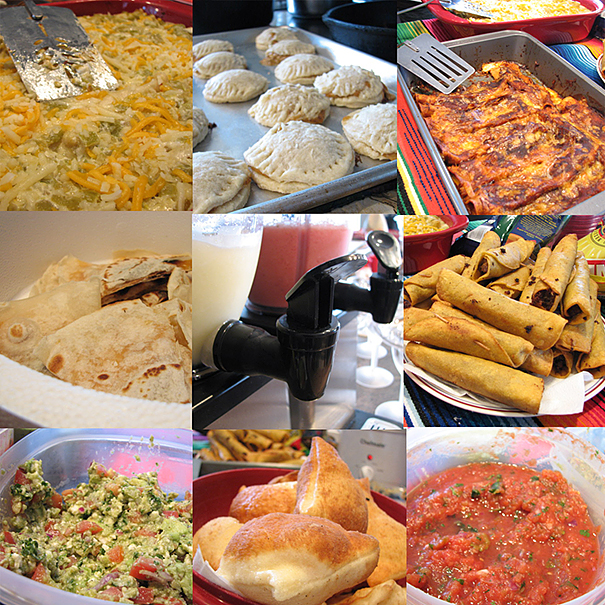 Cinco de Mayo Food
