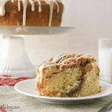Sour Cream Coffee Cake | www.tasteandtellblog.com