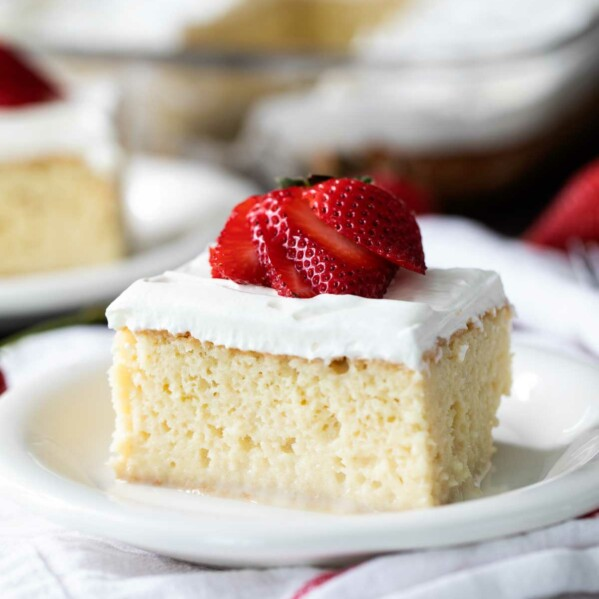 Homemade Tres Leches Cake