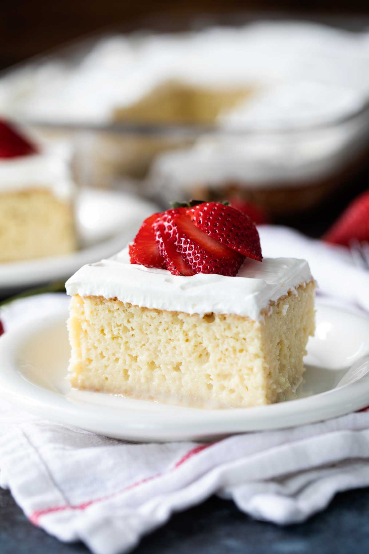 Homemade Tres Leches Cake Recipe Taste And Tell