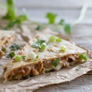 My favorite chicken quesadilla recipe - Rio Grande Chicken Quesadilla Recipe