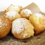 Vita's Ricotta Doughnuts | www.tasteandtellblog.com