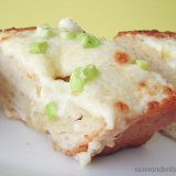 Cheesy Garlic Bread on Taste and Tell