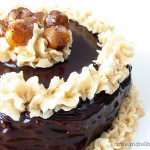 Filbert Gateau with Praline Buttercream {The Daring Bakers}