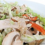 Szechuan Chicken Salad on Taste and Tell
